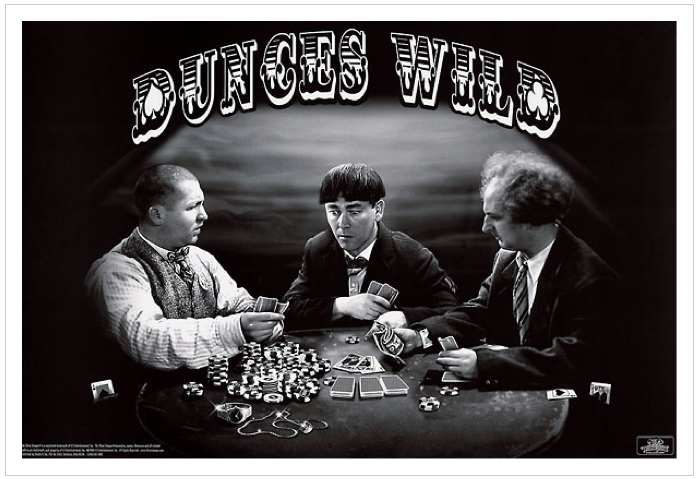 Chris Consani Four of a Kind Novelty Movies Poker Print Poster 24x32