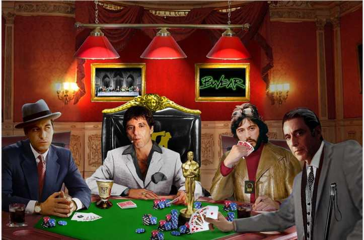 Pacino gambling movie the montecasino