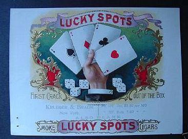 lucky spots
