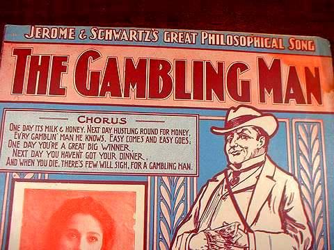 gambling man pict