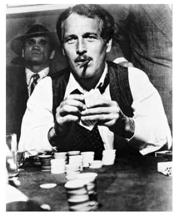 Poker paul newman